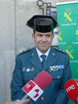 LA GUARDIA CIVIL DE ÁVILA SIN MANDOS